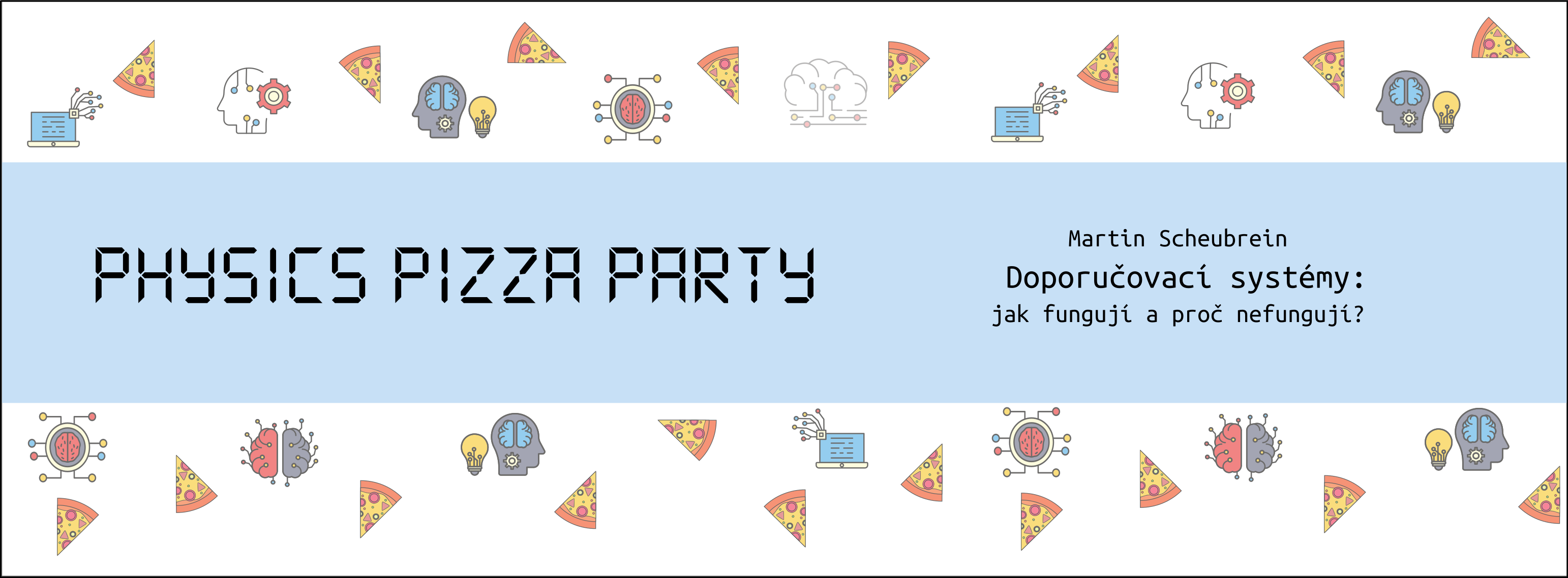 Physics Pizza Party